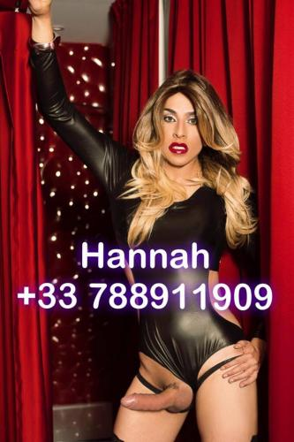 Top belle trans shemale a monaco / beausoleil tbmt incall/outcall - Escort Monaco