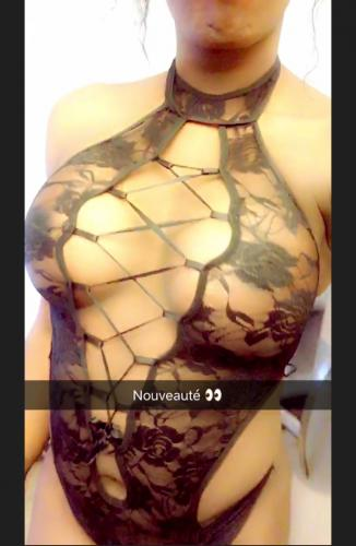 Trans black jolies formes - Escort Paris