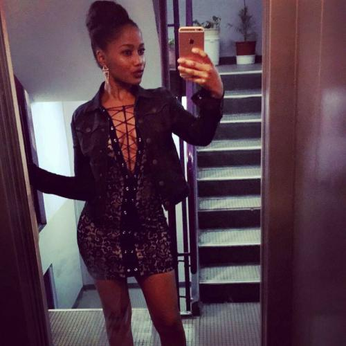 Belle black sexy - Escort Drancy
