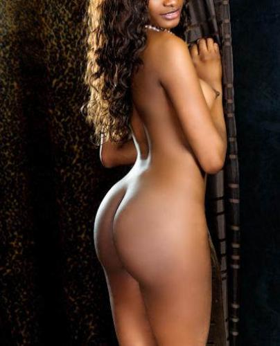 Cassy belle black pour massage sous la douche - Escort Saint Denis