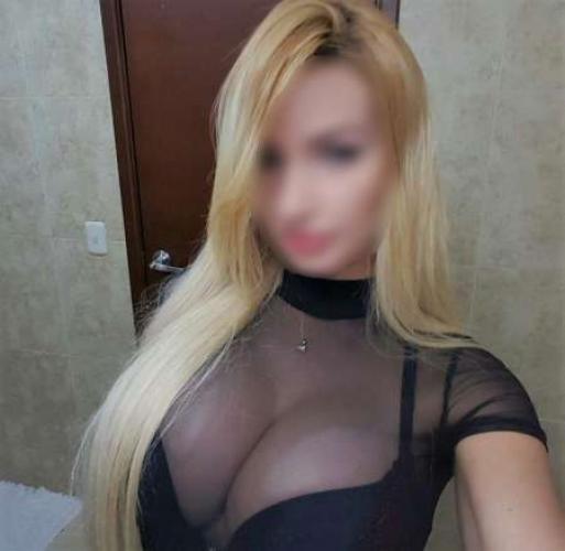 Cristal sexy et tres chaude blonde - Escort Agen