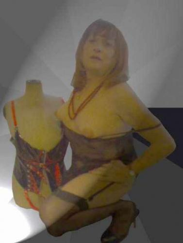 Morgane transexuelle dans sa maturité - Escort Paris