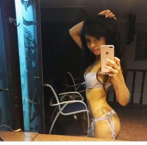 Belle jeune sabrina trans - Escort Melun