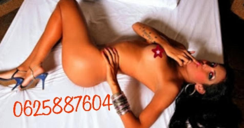 Trans disponible sans tabous pour debutants - Escort Cannes