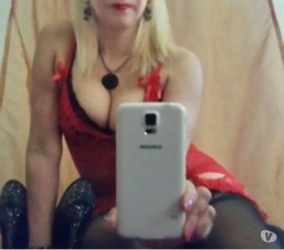 Sabrinna espagnolle 1000%reeles photos blond charmant - Escort Lannion