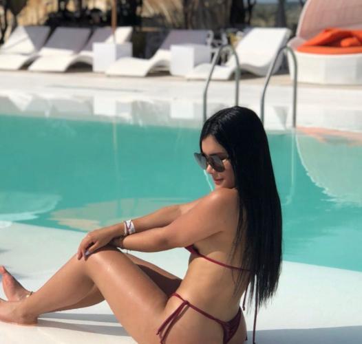 Nouveauté belle latin femme sexy - Escort Lille
