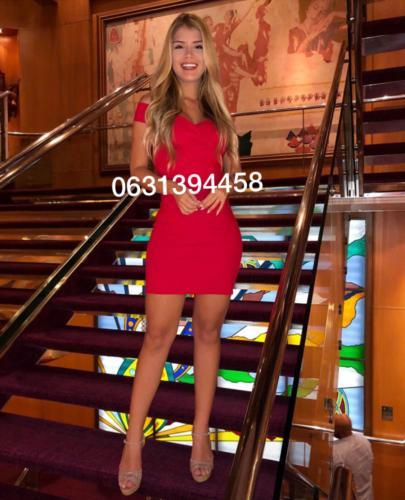 Victoria belle blonde a macon - Escort Macon