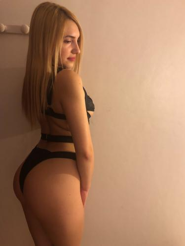Sexi blonde à paris - Escort Paris
