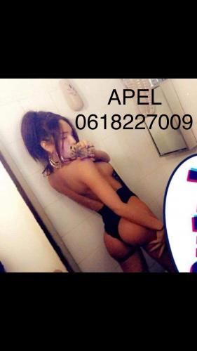 Monica top trans beurette passage à chantilly - Escort Chantilly