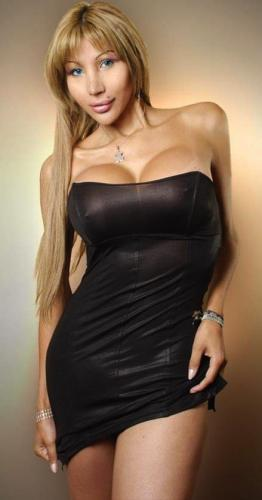 Natali trans blonde hot - Escort Suresnes