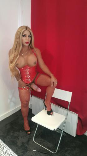 Chloe - Escort trans Paris - 0619253386