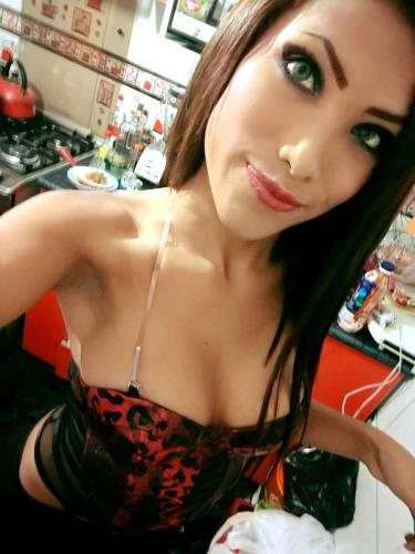 Lorena trans latina 100% reel - Escort Bordeaux
