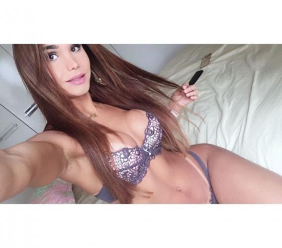 Jolie trans sur serris - Escort Chelles