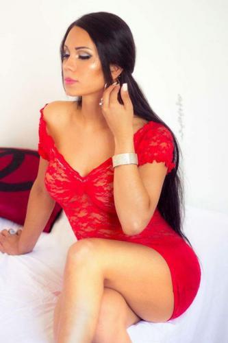 Premier fois sur nice  belle trans colombienne vaneza photos 100% réel - Escort Nice