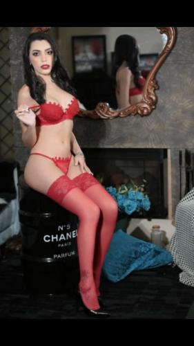 Chanel - Escort trans Paris - 0624019965