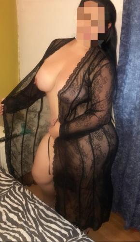Sofia .... douce sexy, avec la chaleur latine... - Escort Nantes