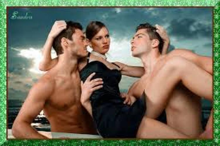 Trio xxxx avec 2 hommes charmants pour mesdames - Escort Pau