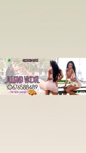 Juliana vidal top trans porn star a grenoble - Escort Grenoble