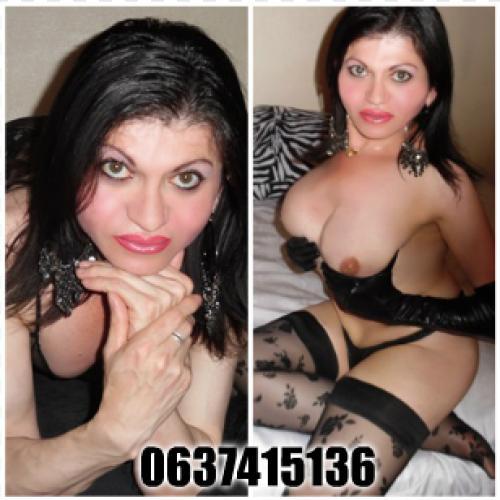 Mikaella trans salope la plus belle de touts ...trop joli reel - Massages Paris - 0637415136