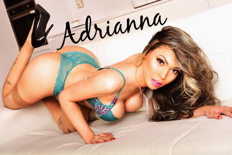 ⭐️⭐️⭐️⭐️⭐️ magnifique trans adrianna - Escort Royan