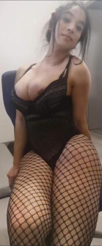 Ivana sexy et belle trans  bombe latine - Escort Belfort