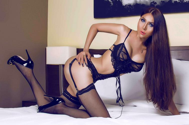 Hot transexual model scarlett - Escort Paris