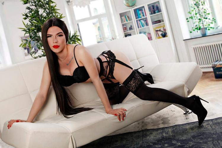 Vanessa belle trans - Escort Paris