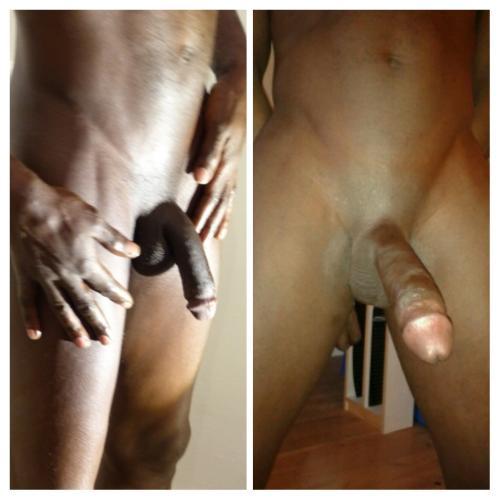 Étalon black disponible masseur - Escort Paris