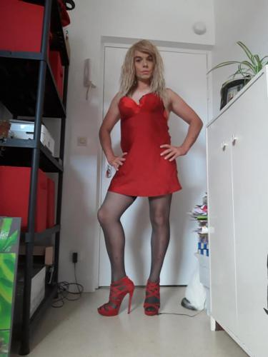 Claudia travesti - Escort Lille