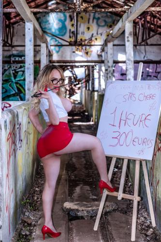 Maitresse de luxe  haut niveau pour hommes bcbg - Escort Paris