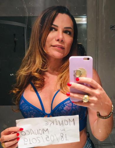 * * * beausoleil monaco * * *  trans monike shemale * * *  new in france * * * - Escort Menton