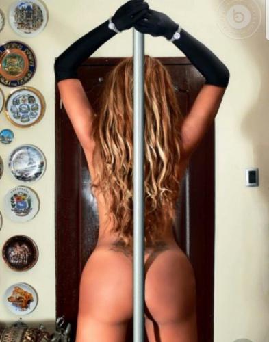 Leyla trans brésilienne pour massages a1 - Escort Rouen