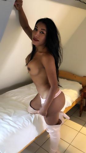 Kaory jeune et sexy trans latine - Escort Saint Etienne