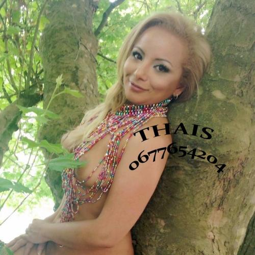Thais sexy blonde complet - Escort Melun