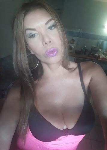 Alexia trans sexy  colombiana - Escort Saint Cloud
