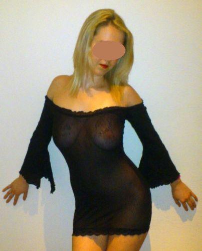 Bianca belle blonde - Escort Paris