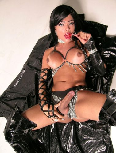 Anna Carter - Escort trans Paris - 0761500072
