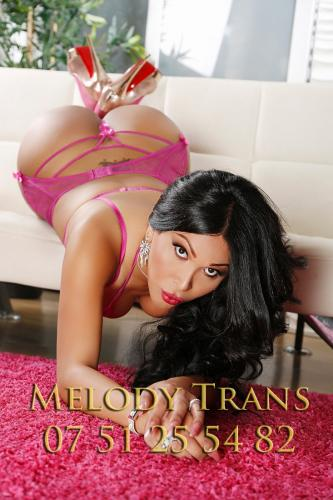 Mulhouse dispo de suite melody trans disponible 24h24 tlf: 0751255482 - Escort Mulhouse
