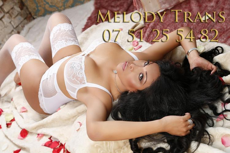 melodytrans - Escort trans Paris - 0751255482