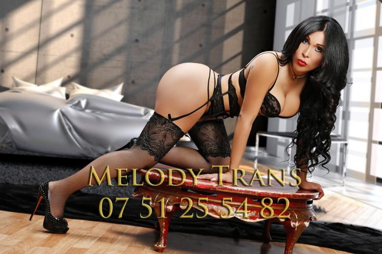 melodytrans - Escort trans Grenoble - 0751255482
