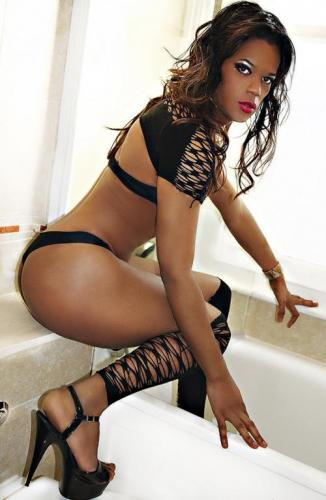 Paris escort jolie trans black - Escort Paris