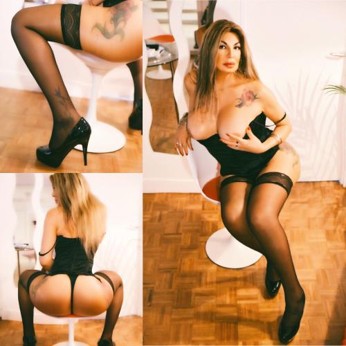 Sublime masseuse transsexuelle top tbm douce ou domina 06 95 44 72 64 s tabou toutes prati - Escort Paris