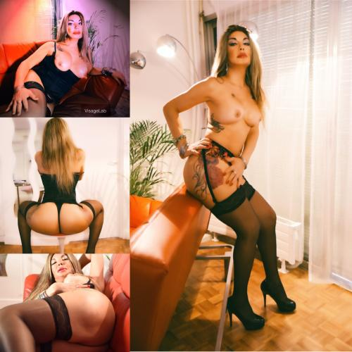 VENUSIA - Escort trans Paris - 0695447264