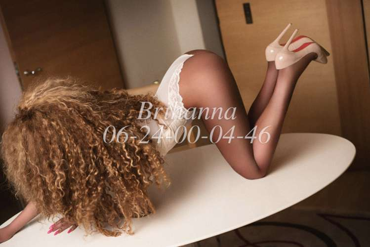 Brihanna - Escort girls Paris - 0624000446