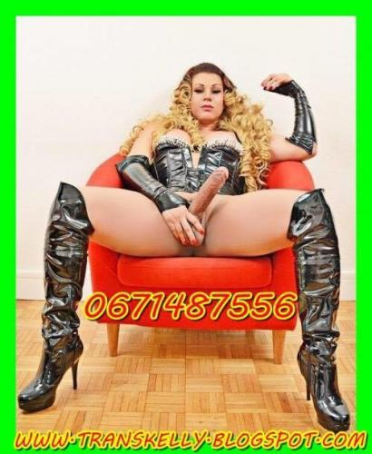 Www.transkelly.blogspot.com - Escort trans Paris - 0671487556